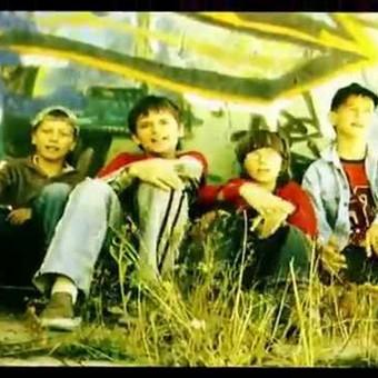 Saulės vaikai - Aš gatvės vaikas