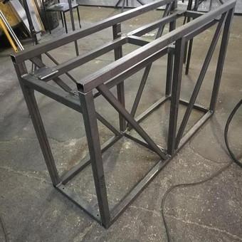 Metalo gaminiai, konstrukcijos, dekoracijos, skulptūros. / Linas / Darbų pavyzdys ID 475983