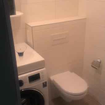 Vidaus apdaila darbai. Pilnas vonios kambario įrengimas. / Pavel / Darbų pavyzdys ID 476005