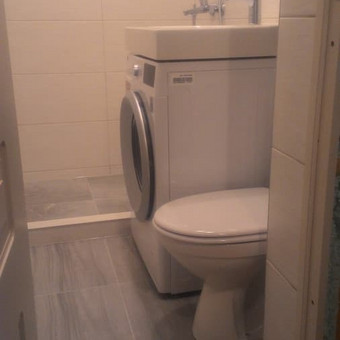 Vidaus apdaila darbai. Pilnas vonios kambario įrengimas. / Pavel / Darbų pavyzdys ID 476011