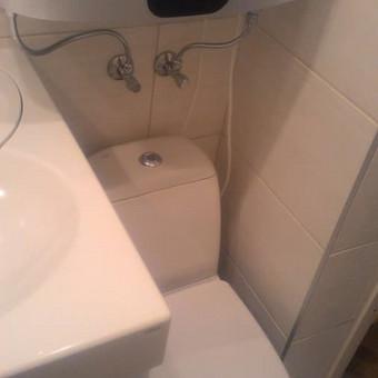Vidaus apdaila darbai. Pilnas vonios kambario įrengimas. / Pavel / Darbų pavyzdys ID 476019