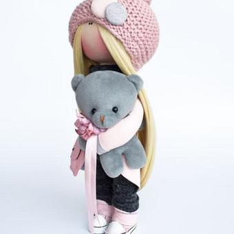 Rankų darbo lėlės / MiniMe - Interior Dolls / Darbų pavyzdys ID 476053