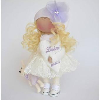 Rankų darbo lėlės / MiniMe - Interior Dolls / Darbų pavyzdys ID 476055