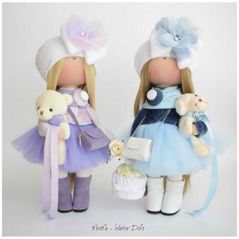 Rankų darbo lėlės / MiniMe - Interior Dolls / Darbų pavyzdys ID 476083