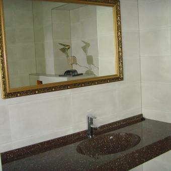 """Virtuvės baldai. Vonios baldai. Akmuo. UAB """"Forestė"""" / Dizainerė Audronė Baldai-Interjeras / Darbų pavyzdys ID 476117"""