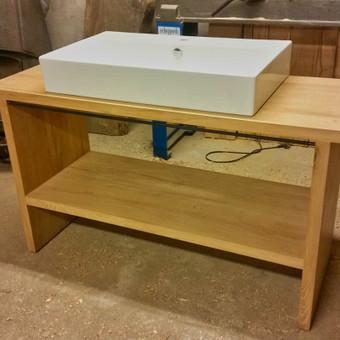 Medinių baldų ir interjero detalių gamyba / Andrius / Darbų pavyzdys ID 476755