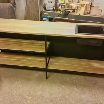 Medinių baldų ir interjero detalių gamyba / Andrius / Darbų pavyzdys ID 476759