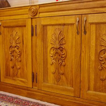 Medinių baldų ir interjero detalių gamyba / Andrius / Darbų pavyzdys ID 476763