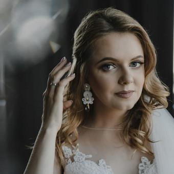 Vestuvių kainos apie 600e už 8 val / Agata Studio / Darbų pavyzdys ID 476807