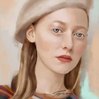 Grafikos dizainerė, iliustratorė / Erika Mažylytė / Darbų pavyzdys ID 477193