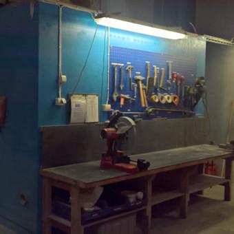 Lean smulkiam ir vidutiniam gamybos verslui optimizuoti / Darius Gudelis / Darbų pavyzdys ID 479247