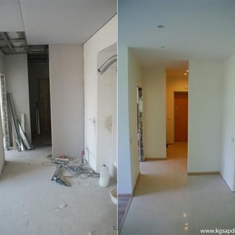 Statybos darbai / Karolis Galvėnas / Darbų pavyzdys ID 70024