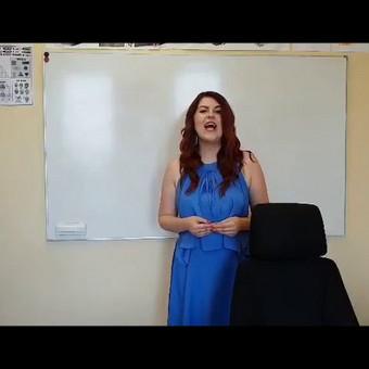 Norvegu kalbos kursai Vilniuje, Kaune arba skype / Vaida / Darbų pavyzdys ID 479627
