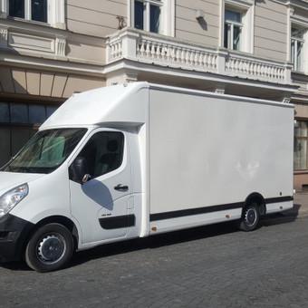Saugus baldų pervežimas Vilniuje 15€/val. / Svajūnas Saulius / Darbų pavyzdys ID 480221