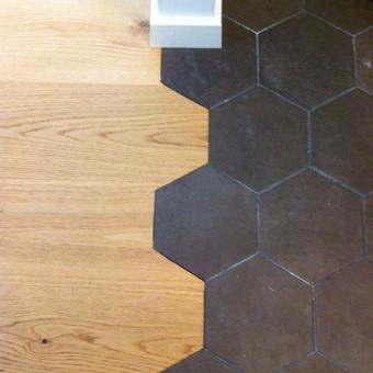 Darbai su medinėmis grindimis: klojimas, šlifavimas... / Rolandas / Darbų pavyzdys ID 480837