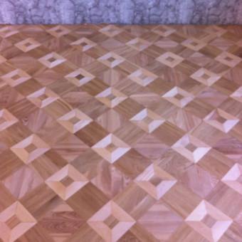 Darbai su medinėmis grindimis: klojimas, šlifavimas... / Rolandas / Darbų pavyzdys ID 480839