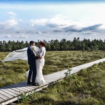 Vestuvių ir kitų progų fotografavimas Panevėžyje / Erika Nėnė / Darbų pavyzdys ID 480979