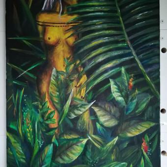 Iliustracijos, paveikslai, rūbų dekoravimas ir kt. / Viktorija Avižienytė / Darbų pavyzdys ID 481249