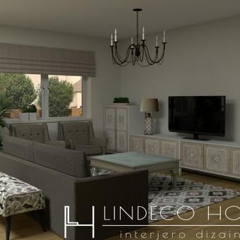 Interjero dizainas, vizualizacijos / Lina Juškė / Darbų pavyzdys ID 481813