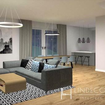 Interjero dizainas, nestandartinių baldų projektavimas / Lina Juškė / Darbų pavyzdys ID 481817