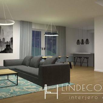 Interjero dizainas, nestandartinių baldų projektavimas / Lina Juškė / Darbų pavyzdys ID 481819