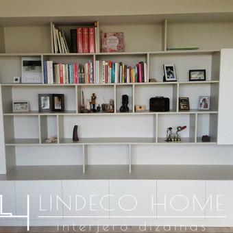 Interjero dizainas, nestandartinių baldų projektavimas / Lina Juškė / Darbų pavyzdys ID 481841