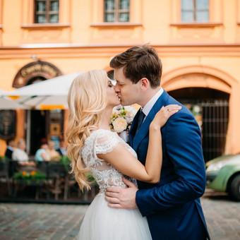 Vestuvių fotografavimas ir filmavimas visoje Lietuvoje / Fototakas / Darbų pavyzdys ID 481979