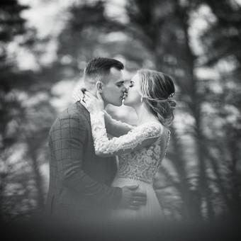 Vestuvių fotografavimas ir filmavimas visoje Lietuvoje / Fototakas / Darbų pavyzdys ID 481985