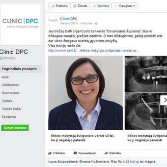 Turinio projektai verslui / Monika Žiūkaitė / Darbų pavyzdys ID 482071