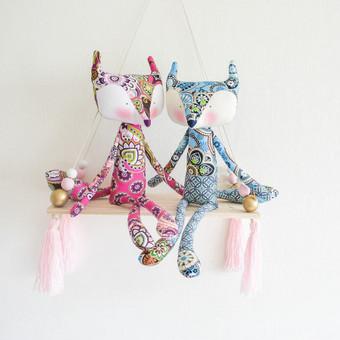 Rankų darbo lėlės / MiniMe - Interior Dolls / Darbų pavyzdys ID 482083