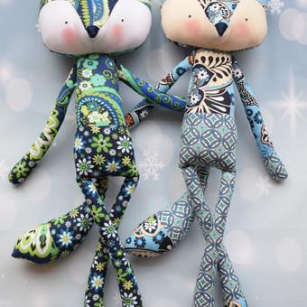 Rankų darbo lėlės / MiniMe - Interior Dolls / Darbų pavyzdys ID 482085