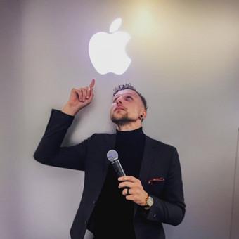 iPhone X pristatymas Lietuvoje