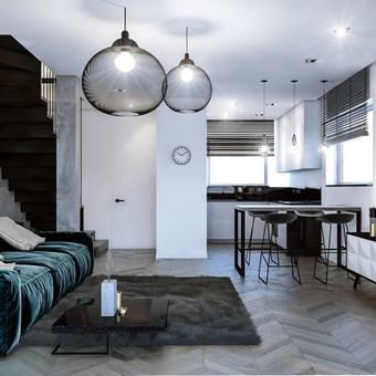 Casa-nova interjero dizainas ir projektavimas / Casa-nova Interjero dizainas / Darbų pavyzdys ID 482293