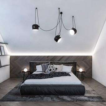 Casa-nova interjero dizainas ir projektavimas / Casa-nova Interjero dizainas / Darbų pavyzdys ID 482305