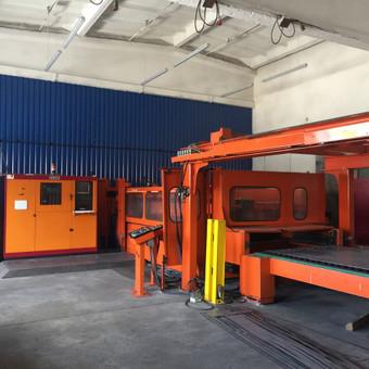 Nestadartiniai gaminiai iš plieno, plieno pjovimas CNC / Justas / Darbų pavyzdys ID 482335