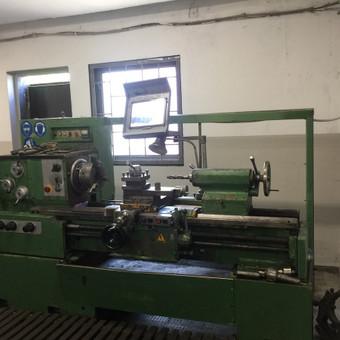 Nestadartiniai gaminiai iš plieno, plieno pjovimas CNC / Justas / Darbų pavyzdys ID 482341