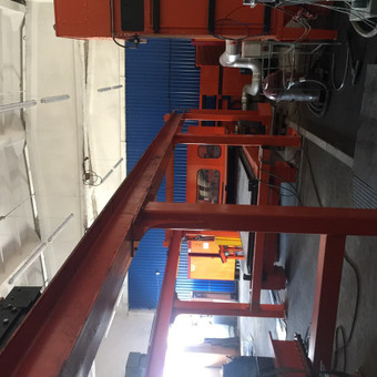 Nestadartiniai gaminiai iš plieno, plieno pjovimas CNC / Justas / Darbų pavyzdys ID 482343