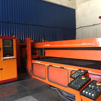 Nestadartiniai gaminiai iš plieno, plieno pjovimas CNC / Justas / Darbų pavyzdys ID 482345