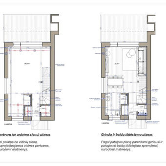 Casa-nova interjero dizainas ir projektavimas / Casa-nova Interjero dizainas / Darbų pavyzdys ID 482353