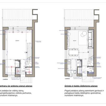 Casa-nova interjero dizainas ir projektavimas / Casa-nova Interjero dizainas / Darbų pavyzdys ID 482355