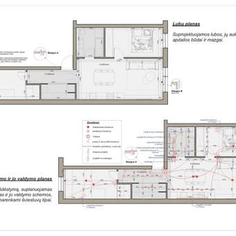 Casa-nova interjero dizainas ir projektavimas / Casa-nova Interjero dizainas / Darbų pavyzdys ID 482357