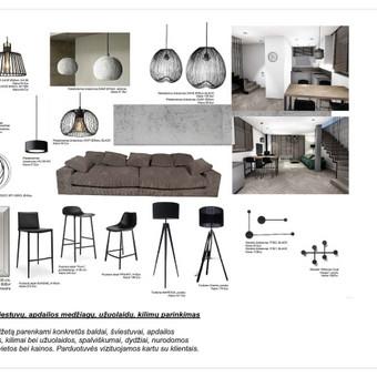 Casa-nova interjero dizainas ir projektavimas / Casa-nova Interjero dizainas / Darbų pavyzdys ID 482365