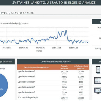 SEO Paslaugos. Svetainių SEO Optimizavimas ir Analizė. / SeoGlass / Darbų pavyzdys ID 482477