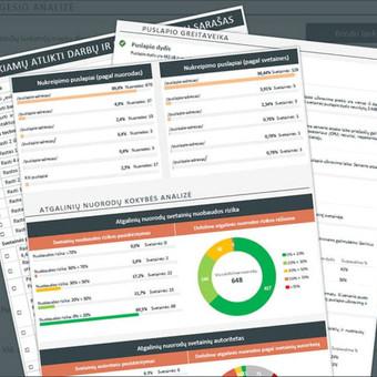 SEO Paslaugos. Svetainių SEO Optimizavimas ir Analizė. / SeoGlass / Darbų pavyzdys ID 482483