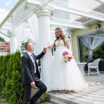 Vestuvių ir kitų progų fotografavimas Panevėžyje / Erika Nėnė / Darbų pavyzdys ID 482505
