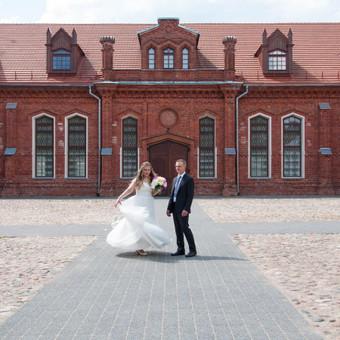 Vestuvių ir kitų progų fotografavimas Panevėžyje / Erika Nėnė / Darbų pavyzdys ID 482509