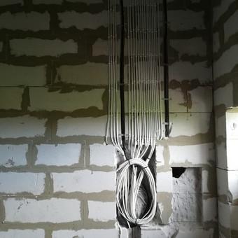 Elektrikas Vilniuje, Elektros darbai / Igoris / Darbų pavyzdys ID 482635
