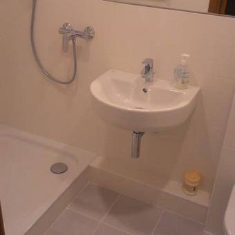 Santechnika. Šildymas. Pilnas vonios kambario įrengimas. / Michail / Darbų pavyzdys ID 482755