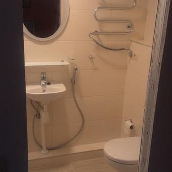 Santechnika. Šildymas. Pilnas vonios kambario įrengimas. / Michail / Darbų pavyzdys ID 482767