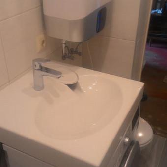 Santechnika. Šildymas. Pilnas vonios kambario įrengimas. / Michail / Darbų pavyzdys ID 482785